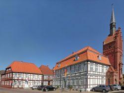 blick auf das Dömitzer Rathaus_Jörg Reichel