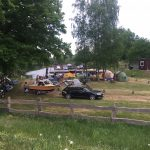 Stellplätze auf dem Campingplatz WWZ Dömitz