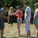 Slackline und Freizeitaktivitäten auf dem Ferienhof Mullewapp