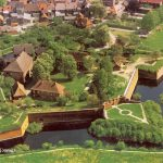 Luftbild Festung Dömitz