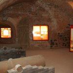 Kasematte auf der Festung Dömitz ©Museum Festung Dömitz