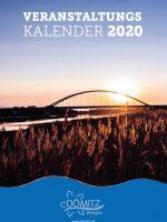 Veranstaltungkalender 2020 Front